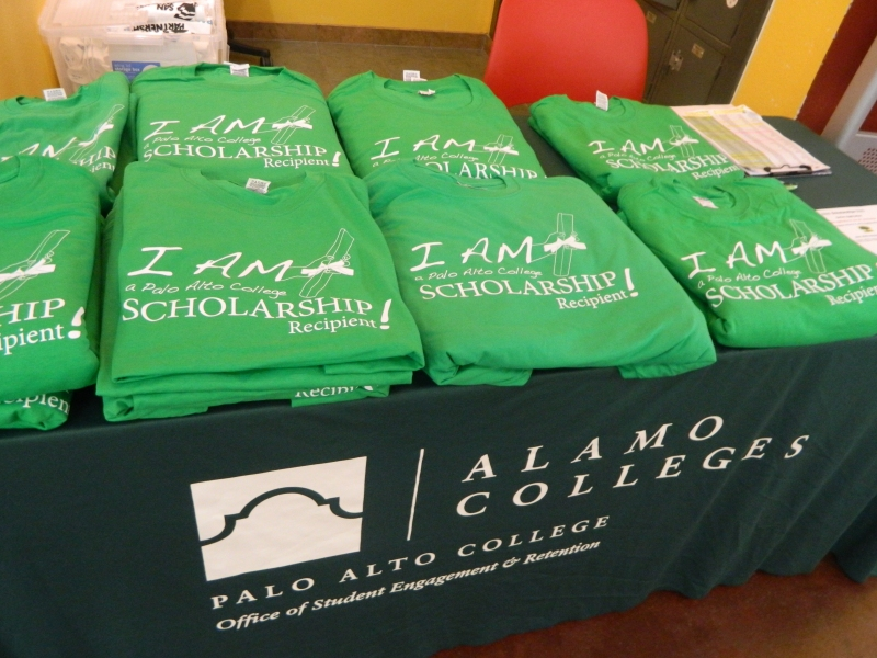 scholarships shirt
