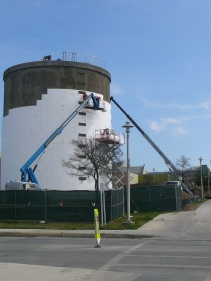 Chilled Water Tower