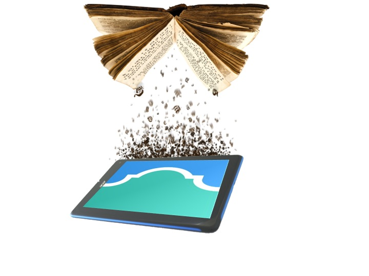 ebooks use on tablet.