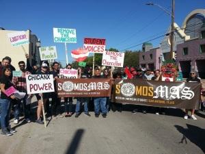 Students of Somos Mas Photo by: BarbaraJean Ramos