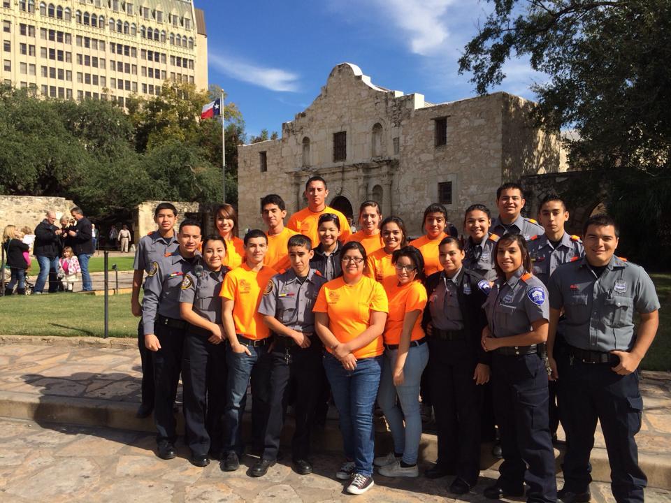 PAC Explorers today, San Antonio Police Department tomorrow