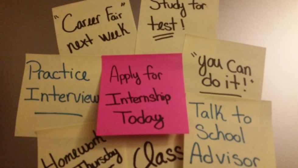 Apply for internships today